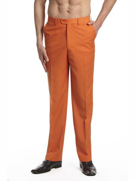 Orange-Flat-Front-Belt-Slacks-39120.jpg