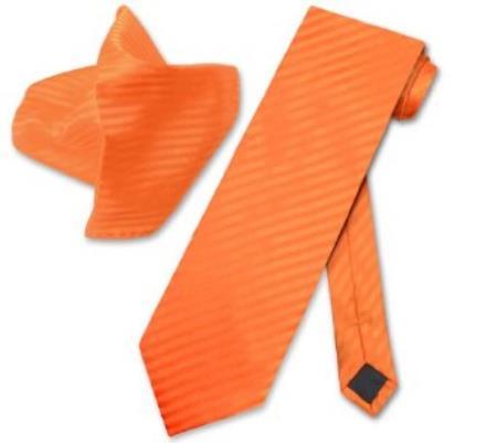 Orange-Striped-Design-Necktie-15655.jpg