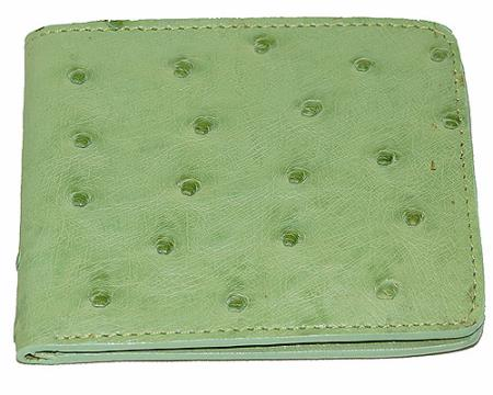 Ostrich-Leather-Mint-Green-Wallet-13682.jpg