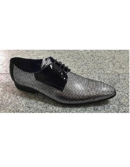 Polka-Dot-Silver-Leather-Shoe-40091.jpg