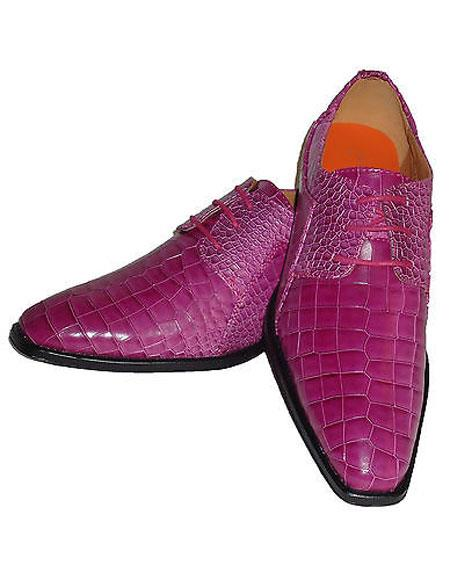 Raspberry Pink Color Shoes