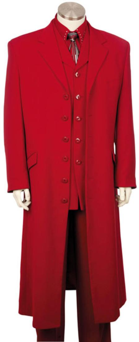 Red-Color-Full-Length-Suit