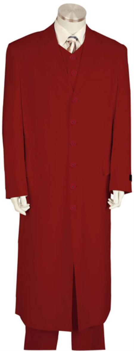 Red-Full-Length-Suit