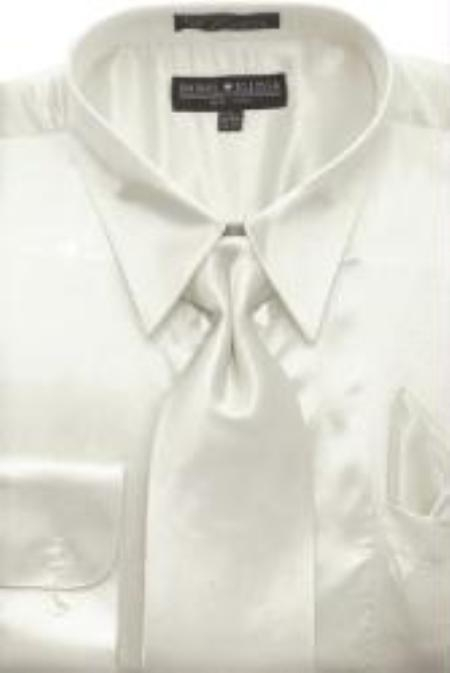 Shiny-Ivory-Color-Shirt-Tie-4545.jpg