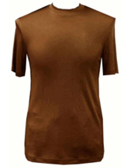 Short-Sleeve-Brown-Shiny-Shirt-31564.jpg