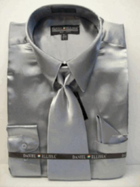 Silver-Color-Shirt-With-Tie-4078.jpg