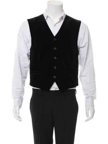 Single-Breasted-Black-Button-closure-Vest-39923.jpg