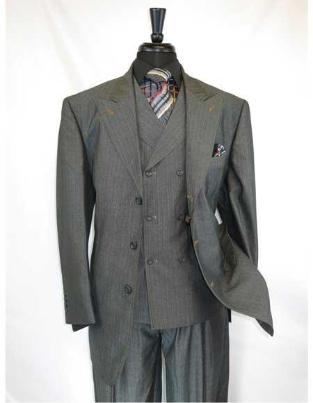 Black Traditional Suit