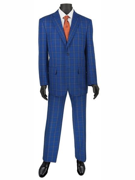 Single-Breasted-Window-Blue-Blazer-40074.jpg