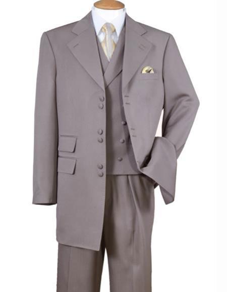 Six-Button-Brown-Zoot-Suit
