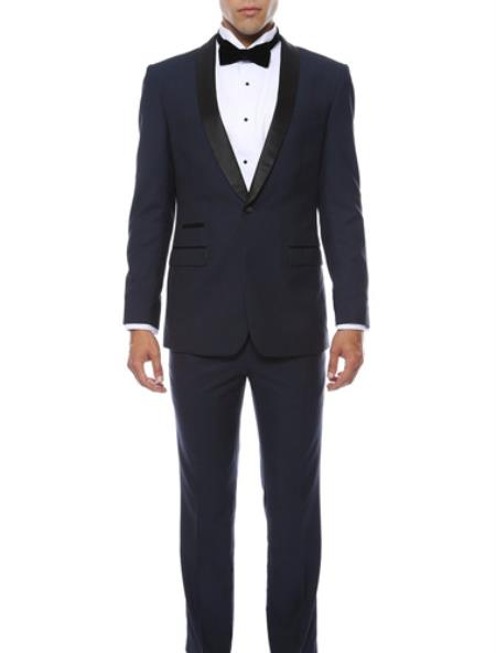 Slim Fit Single Buttons Jacket Best Cheap Blazer Suit Jacket For Affordable Cheap Priced Unique Fancy For Men Available Big Sizes on sale Men Sport Coat Dark color black navy blue colored With Dark color black Tuxedo