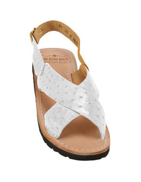 Stingray Exotic Skin Sandals