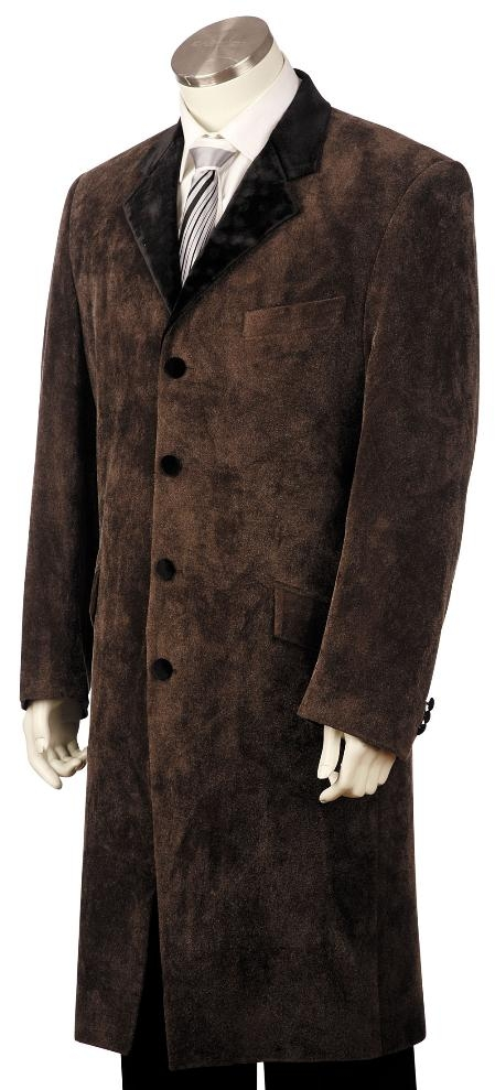 Taupe-Color-Velvet-Suit