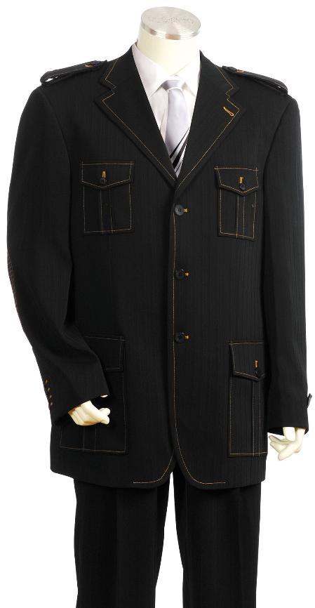 Three-Buttons-Black-Safari-Suit-8835.jpg