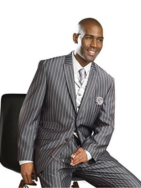 Charcoal Color Suit