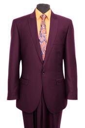 Peak Lapel Suits