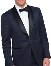 Navy Blue Tuxedos