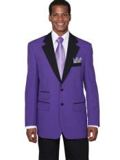 Purple Tuxedos