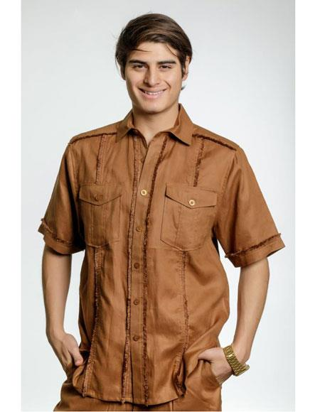 Toffee-Color-Casual-Dress-Shirt-31728.jpg
