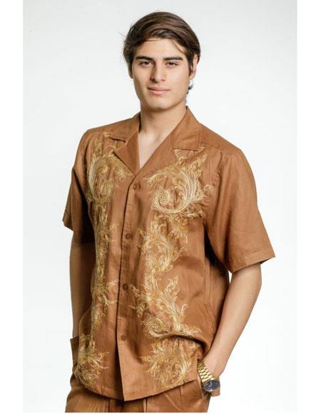 Toffee-Color-Short-Sleeve-Shirt-31717.jpg