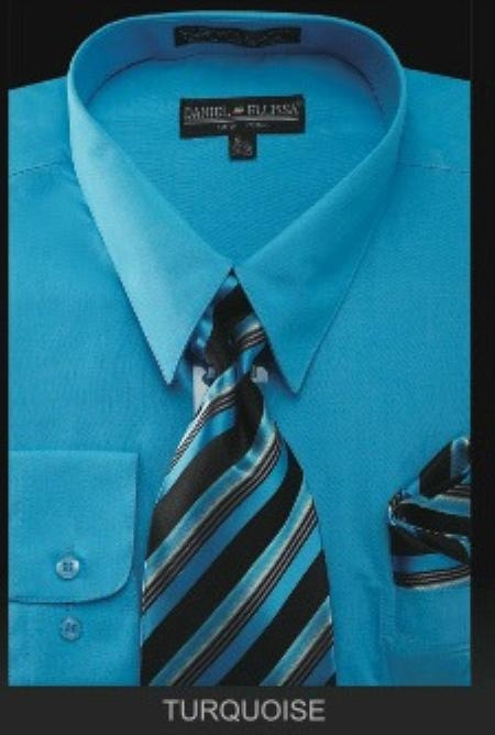Turquoise-Color-Shirt-with-Tie-7563.jpg