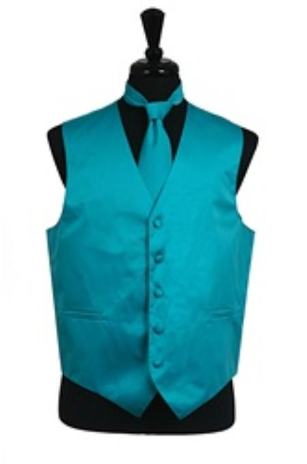 Turquoise-Color-Vest-Set-8137.jpg