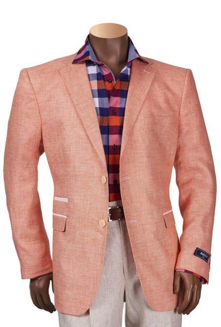 Two-Button-Papaya-Color-Blazer-35881.jpg