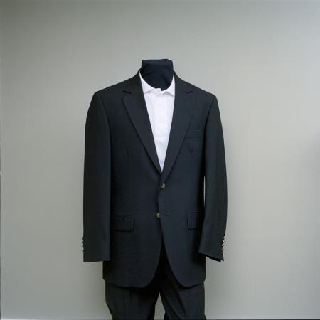 buttons Sportcoat Jacket Dark