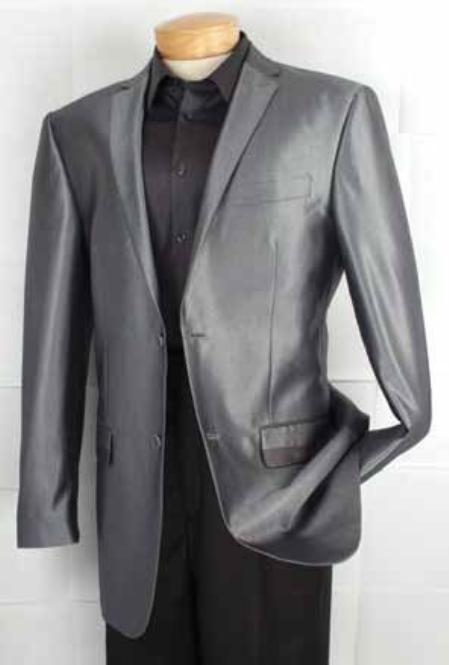 Two-Buttons-Gray-Shiny-Blazer-7906.jpg