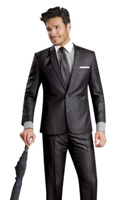 How to wear suit without tie | Fashion Guide | Mens Wear Info