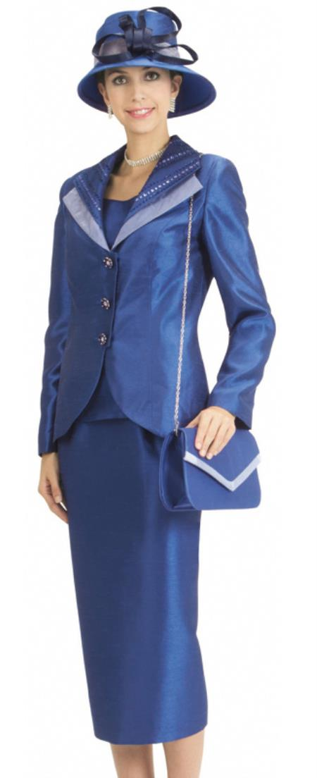 Vintage Suits Women Work Wear Office Wear