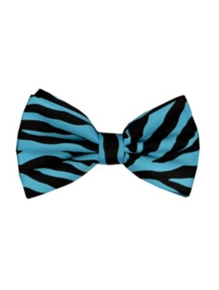 Zebra-Printed-Blue-Black-Bowties-36246.jpg