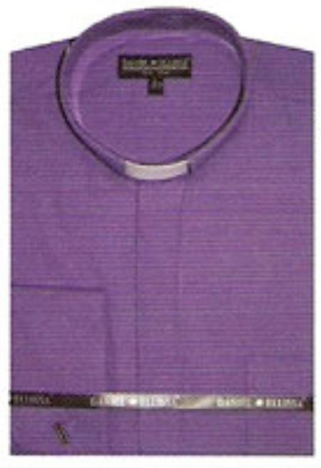 Mens Purple Shirts