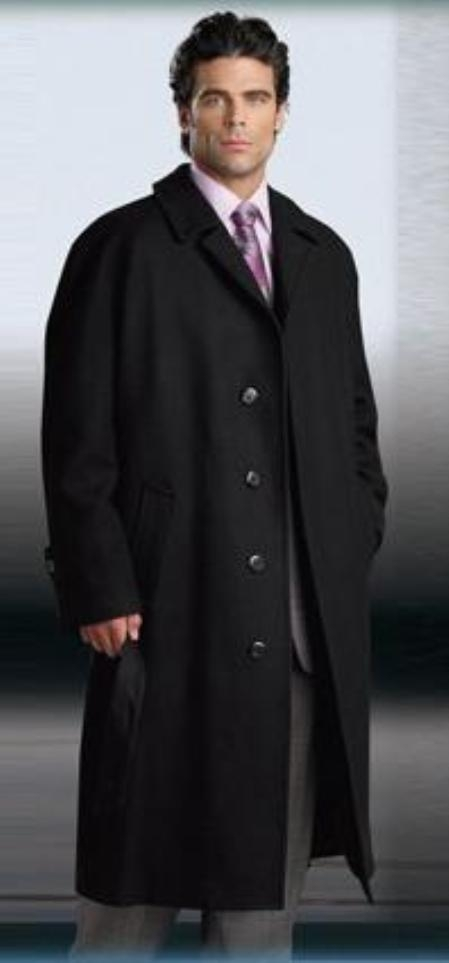 Men's Overcoats A winter essential, the overcoat provides protection from the elements as well as being a classic style staple. Double breasted, upturned collar, wide lapels – whatever your taste, you'll find your ideal overcoat in our collection.