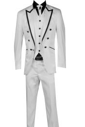 Lapel Two toned 3