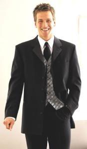 5 Buttons Long Tuxedo