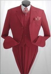 Maroon Wine Suit