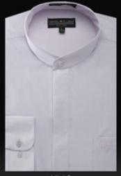 Banded Collar dress shirts