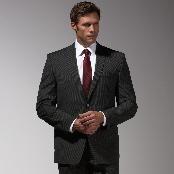 Mantoni Brand Black Stripe
