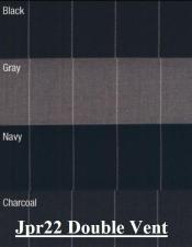 Jpr22 Chalk Bold Pinstripe