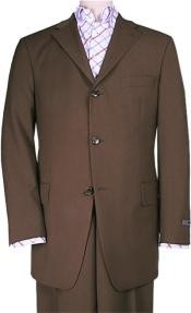 Chocolate Brown Solid Brown
