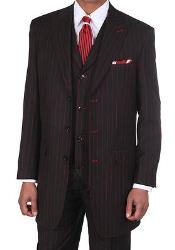 Black Hugo Boss Suit