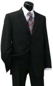 Executive Black Super 140s