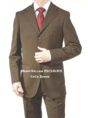 Dark Brown Super Wool