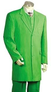 Urban Styled Suit with