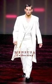 Mens Very Long Fashion