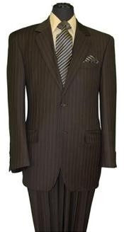 Brown Stripe ~ Pinstripe