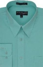 Dress Shirt Mint