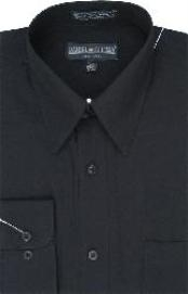 Dress Shirt Black