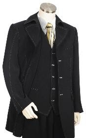 Long Zoot Suit in